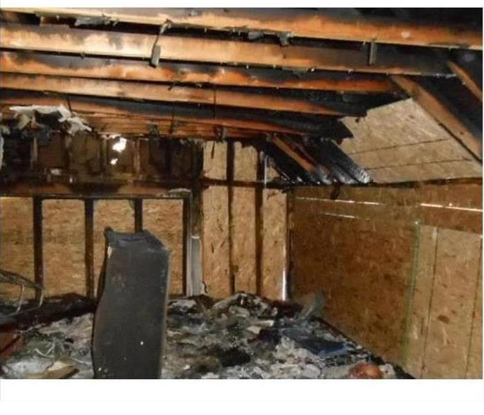Fire Damage in Your Bryan Home Before