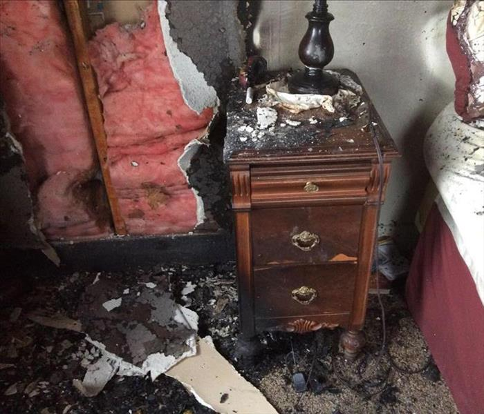 General Tips for the home after a fire.